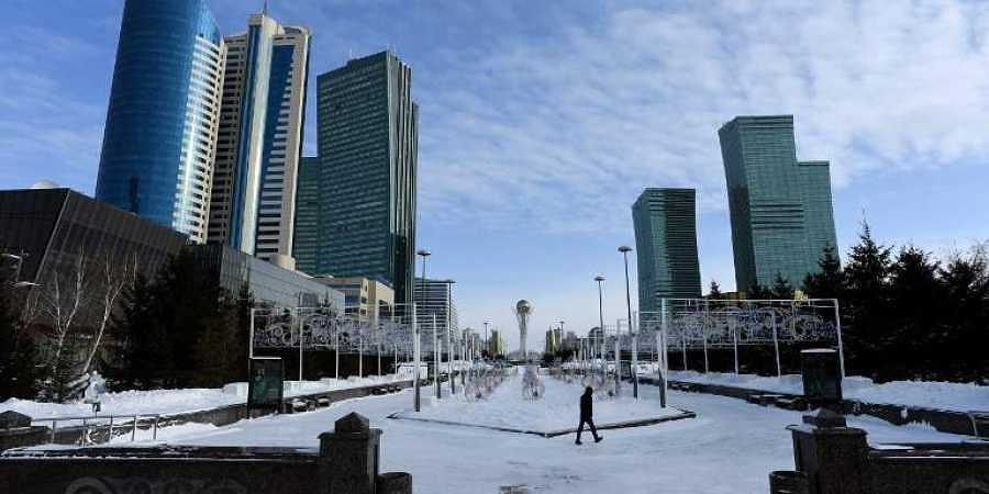 Kazakhstan's parliament on March 20, 2019 voted to rename the country's capital after former president Nursultan Nazarbayev, state media said. (Photo | AFP)