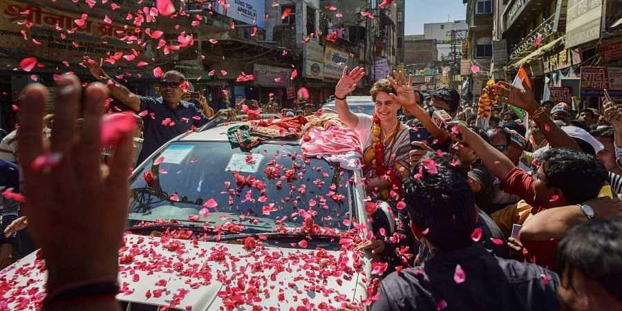 Priyanka Gandhi, UP visit