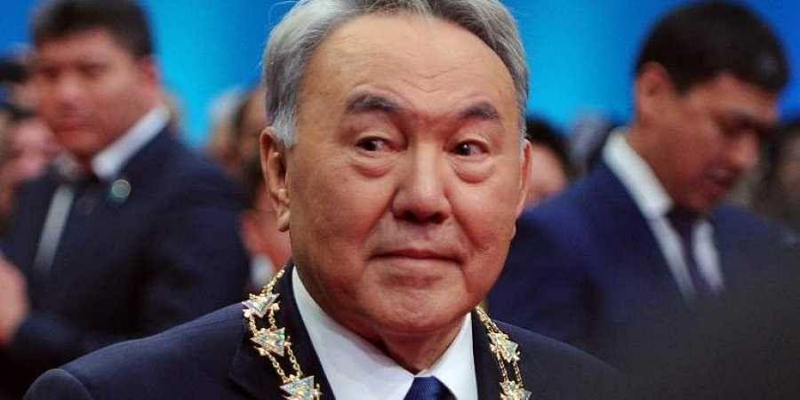 Kazakh President Nursultan Nazarbayev. (File | AFP)