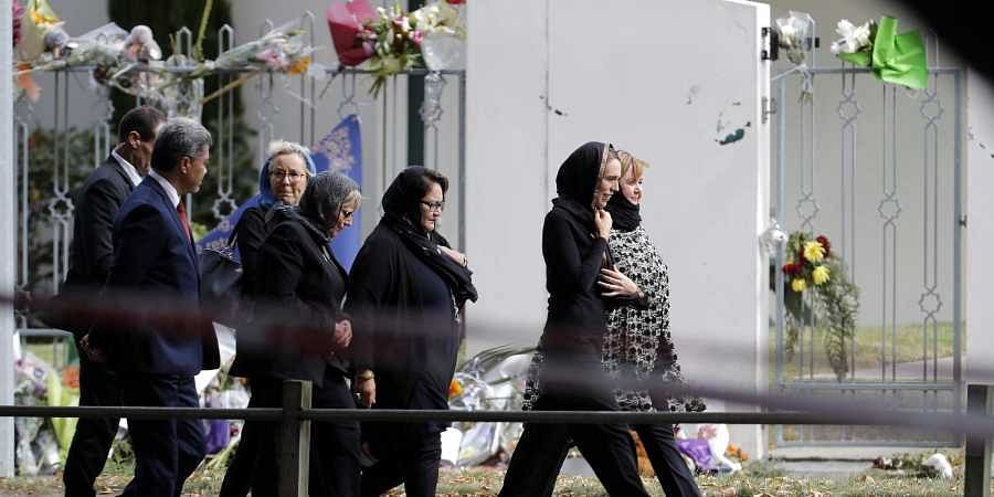 New Zealand mosque attack, Friday prayers