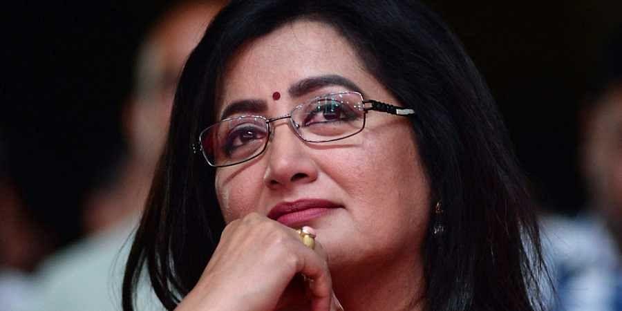 Actress Sumalatha Ambareesh