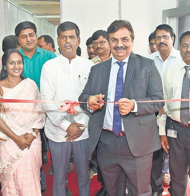 Three-day Expo Kicks Off At YMCA Grounds- The New Indian