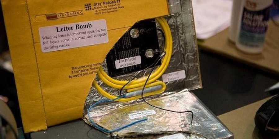 Irish parcel appears identical to United Kingdom letter bombs
