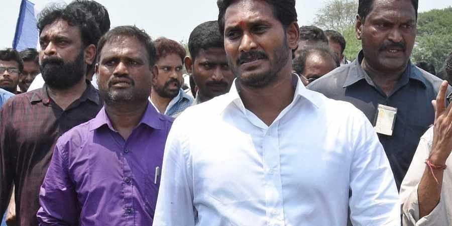 AP CM-designate YS Jagan Reddy to visit Tirumala before