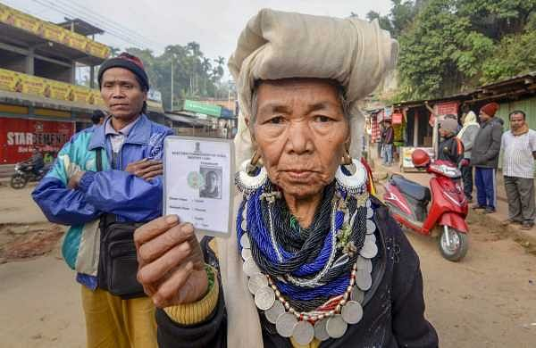 Resettlement of displaced Bru tribals begins in Tripura