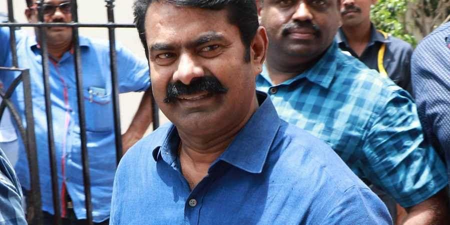 Seeman, Naam Tamilar katchi, NTK