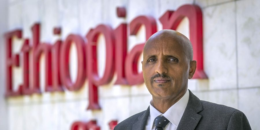 Tewolde Gebremariam, Chief Executive Officer of Ethiopian Airlines. (Photo | AP)