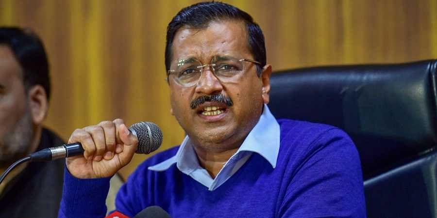 AAP, Arvind Kejriwal