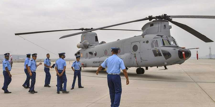 Chinook, IAF, Chinook helicopter