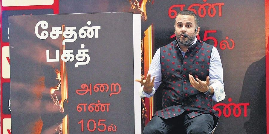 Chetan Bhagat: Not lost in Tamil translation- The New Indian