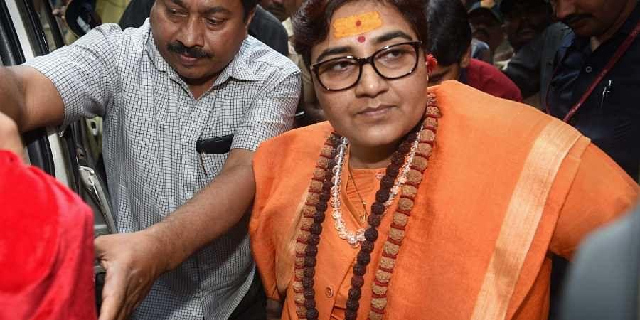 Malegaon blast case accused Sadhvi Pragya Singh Thakur
