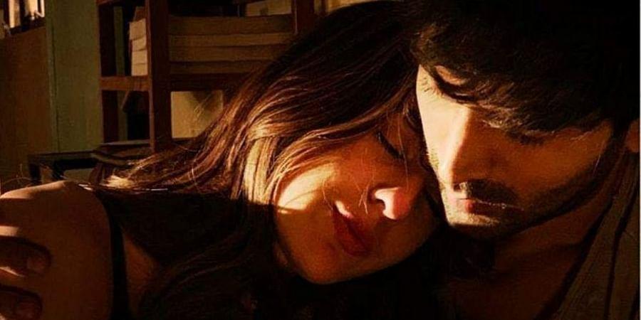 Kartik Aaryan andSara Ali Khan in Imtiaz Ali's next film. (Photo | Sara Ali Khan Instagram)