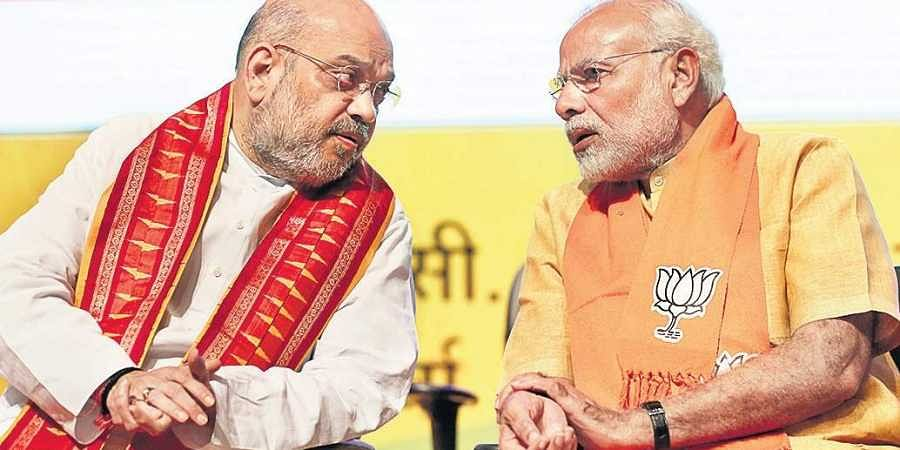 Narendra Modi, AmitShah
