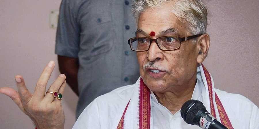 BJP veteran Murali Manohar Joshi