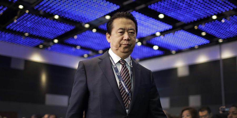 China to prosecute former Meng Hongwei for 'abusing power', 'lavish' spending