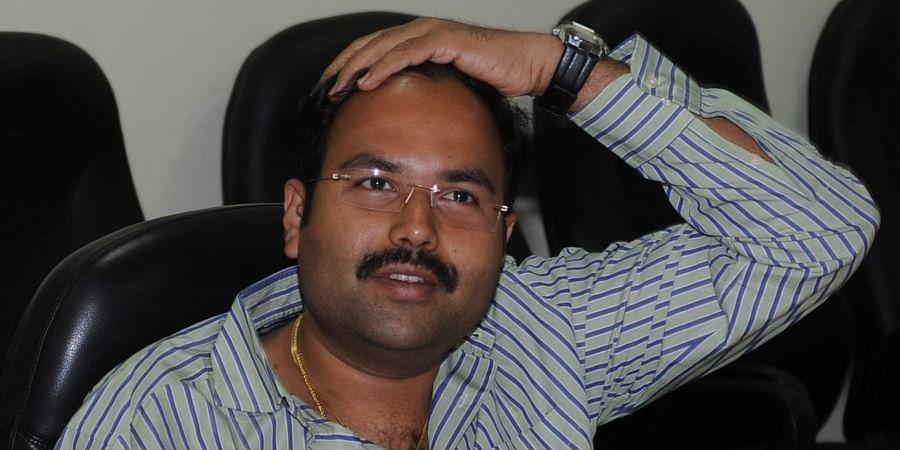 Former minister Anand Asnotikar