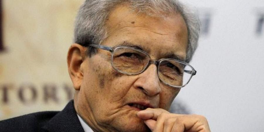 Noted Indian economist Amartya Sen. (File | PTI)