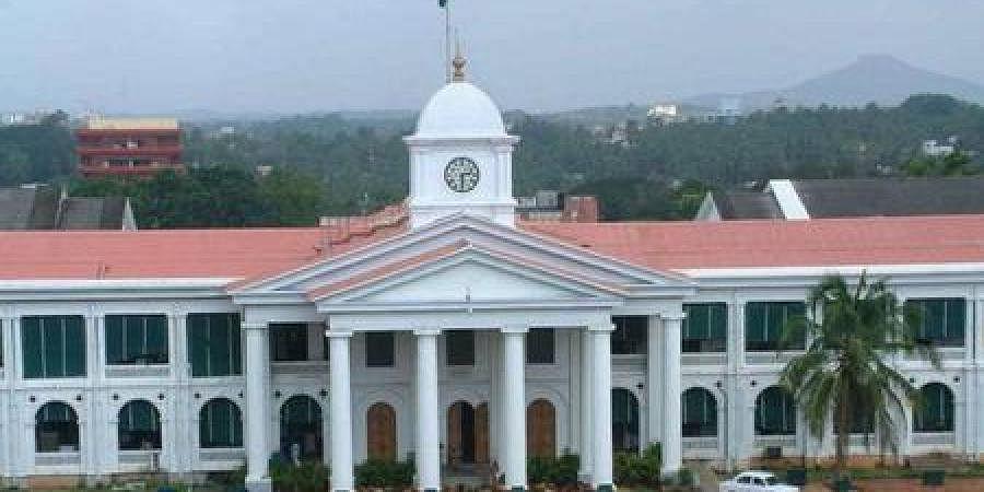 A photo of the Kerala Secretariat is used for representational purposes