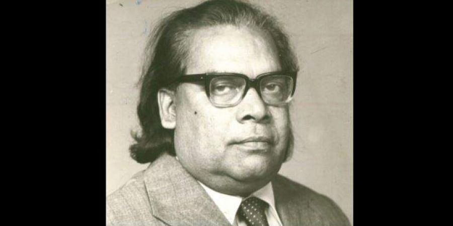 Former Union Minister Abu Barkat Ataul Ghani Khan Choudhury