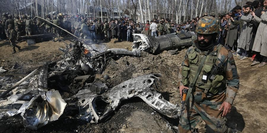Image result for Deaths in Budgam due to Indian missile fired at Mi17 V5 helicopter?