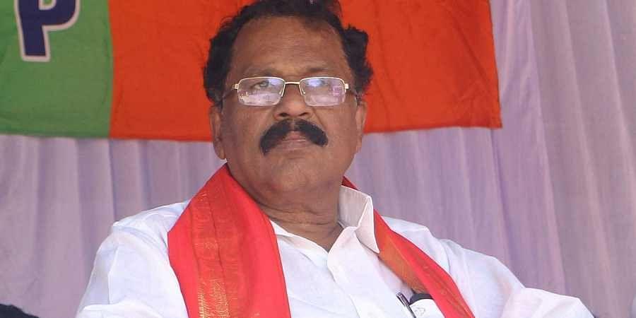 Kerala BJP president PS Sreedharan Pillai