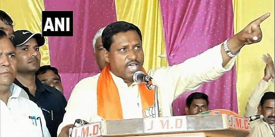 BJP leader Ram Shankar Katheria
