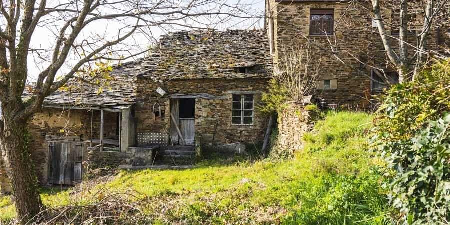 Spain villages, Spain ghost village