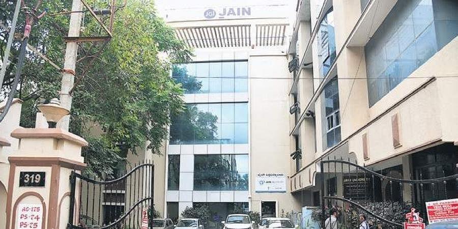 Jain University in Bengaluru.