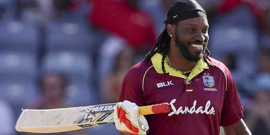 Chris Gayle Breaks World Record In Fifth Odi Against England