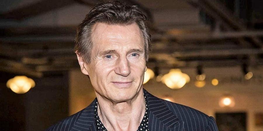 Hollywood star Liam Neeson