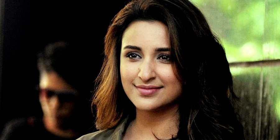 Bollywood actress Parineeti Chopra