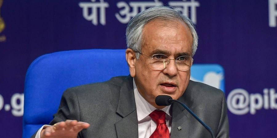 NITI Aayog Vice Chairman Rajiv Kumar