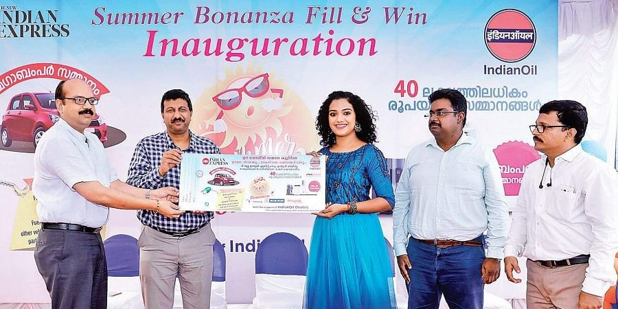 TNIE and Indian Oil launch Summer Bonanza fill-and-win