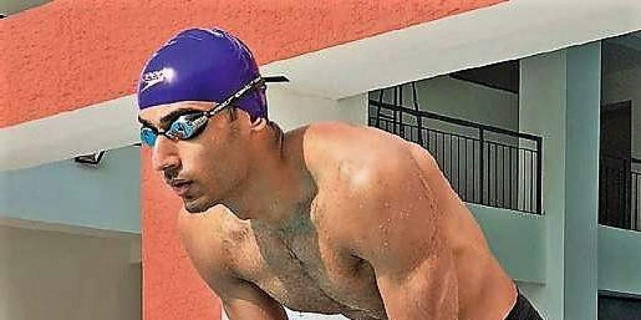 Ace Indian swimmer Virdhawal Khade