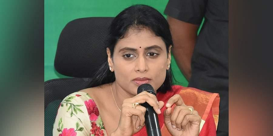 Don't believe Nara Lokesh 's promise: YS Sharmila- The New Indian