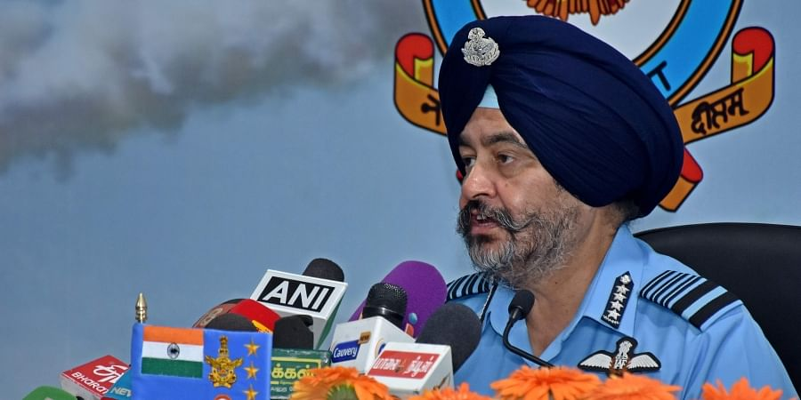 Air chief Marshal Birendar Singh Dhanoa