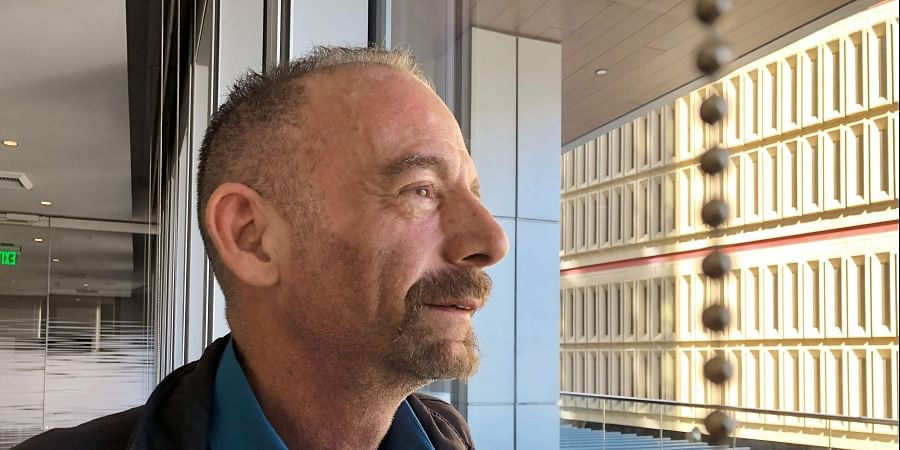 Timothy Ray Brown poses for a photograph, Monday, March 4, 2019, in Seattle. Brown, also known as the 'Berlin patient,' was the first person to be cured of HIV infection, more than a decade ago. (Photo | AP)
