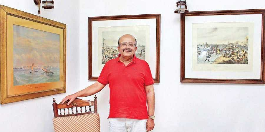 Smuk Mysteries of madras in multimedia- The New Indian Express LJ-83