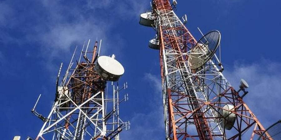 Telecom, 5G, 4G, Tower