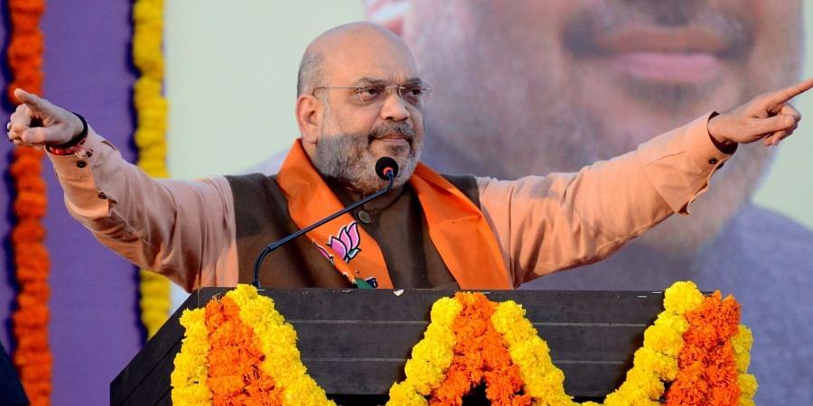 BJP chiefAmit Shah