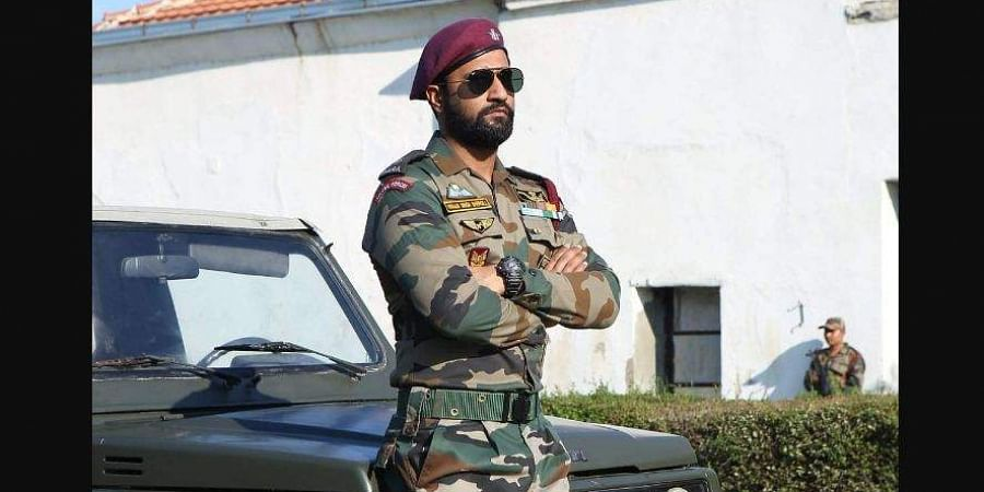 Actor Vicky Kaushal in Uri: The Surgical Strike.