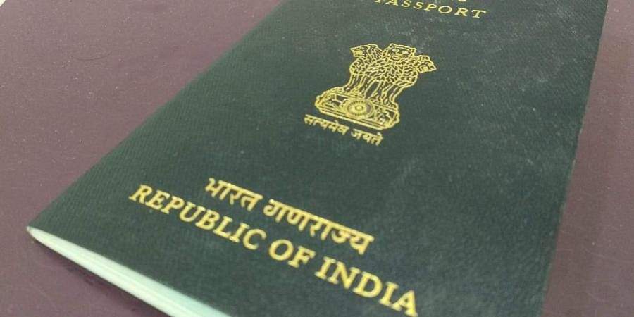 Passport, Indian passport