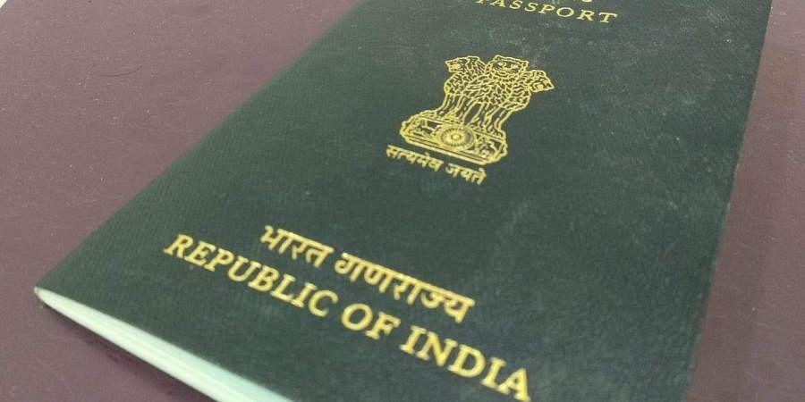 Passport, Indian passport