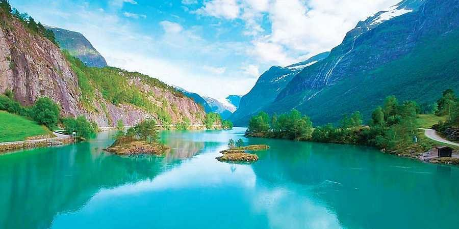 Take In The Scenery And Contemplate- The New Indian Express
