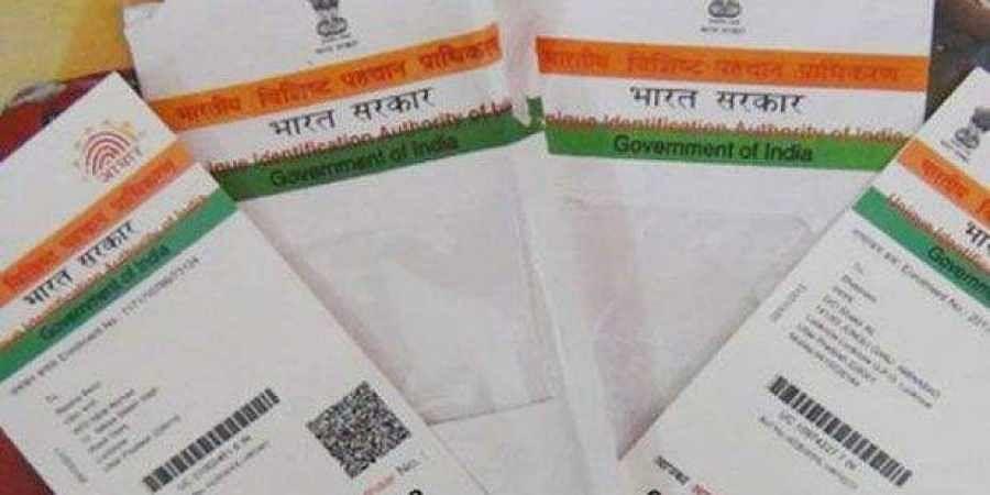 Aadhaar Card, UIDAI
