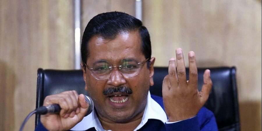 Delhi CM and AAP chief Arvind Kejriwal