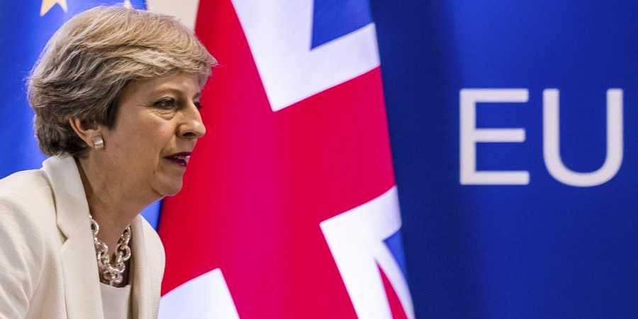 British foreign secretary Boris Johnson, a leading Brexit advocate, said last month the EU could 'go whistle' if it made 'extortionate' demands for payment.