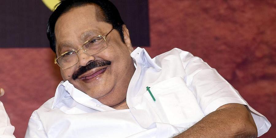 Durai Murugan elected general secy of DMK- The New Indian Express