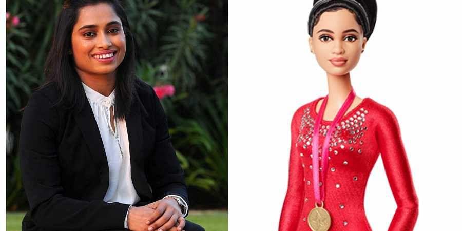 Resultado de imagen para barbie Dipa Karmakar