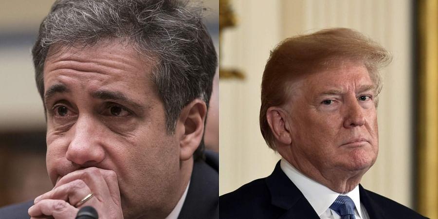 Michael Cohen, Trump